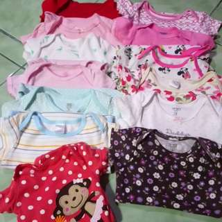 Carters,just one onesies take all