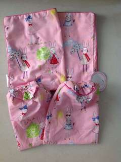 Baby Pillow and Bolster cover