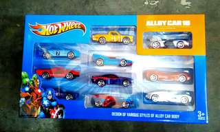 Hotwheel Alloy Car