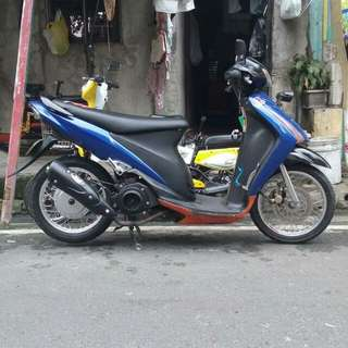 Suzuki step125 06model