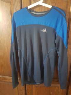 Pre owned Adidas Long Sleeved Shirt