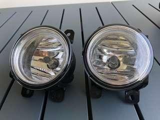 Honda Odyssey RC1 original fog lamps