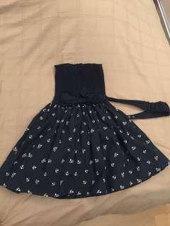 S size Abercrombie tube dress brand new