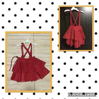 Tutu Jumper Skirt for Infant