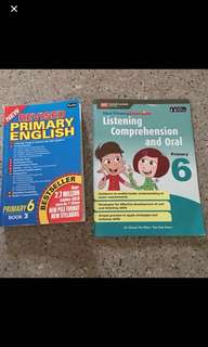 P6 English-Revision
