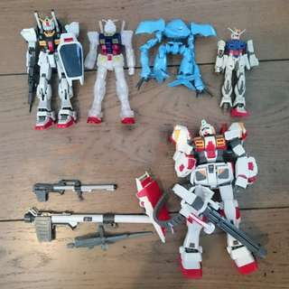 [URGENT!] Big Gundam lot - MG, RG, HG, SD...