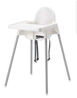 Ikea Baby Highchair