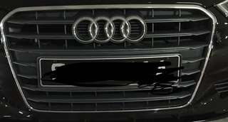 Audi A3 8v preFL original grille for sale