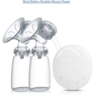 ELECTRIC DOUBLE BREAST PUMP!
