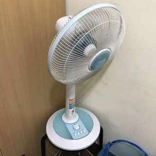 🚚 聲寶sampo 12吋機械式定時立扇 / 電風扇