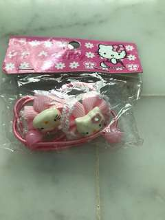 Rubber band (hello kitty)
