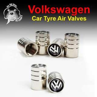 Volkswagen Tyre Caps