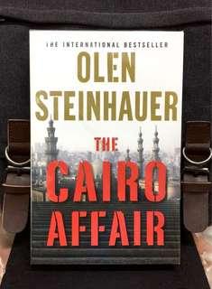 # Novel《Bran-New + The Espionage Spy Mystery Thriller Fiction》Olen Steinhauer - THE CAIRO AFFAIR