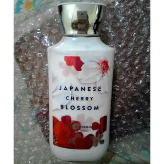 Bath & Body Works Lotion - Japanese Cherry Blossom