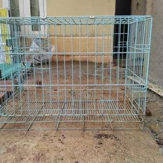 Kandang Kucing Besar 70x50x60