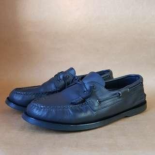 Sperry Original 2-Eye Boat Shoes (Black)