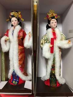 China Beauty Dolls