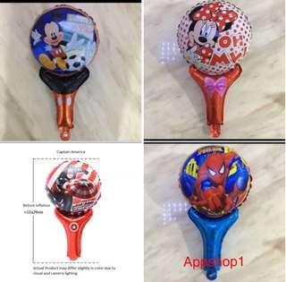 Handheld balloons 🎈- goodies bag, goody bag gift, door gift, goodie bag packages