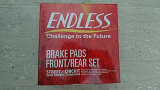 Endless Brake Pads CC-rg