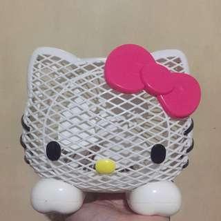 Hello Kitty Mini Fan / Desk Fan
