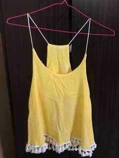 String sleeveless for only 90