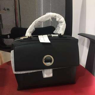 Repriced!!Brand New Charles and Keith Top Handle Tote Bag