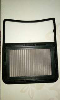 Hurricane air filter