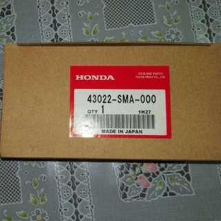 Honda (Stream) Rear (DISC) Brake Pad