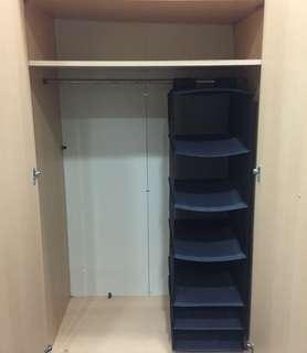 Ikea 吊掛衣櫥收納儲物袋