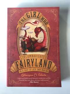 The Girl Who Circumnavigated Fairyland