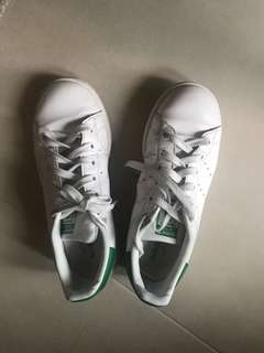 Authentic Adidas Stan Smith Kids Rubber Shoes