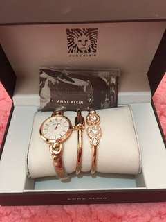 Repriced! Brand new Anne Klein Watch Set