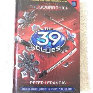 The 39 Clues Book Three