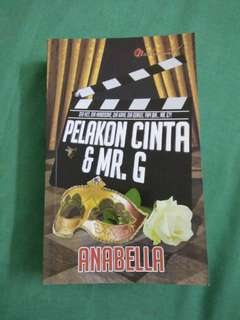 Malay Novel Pelakon Mr G