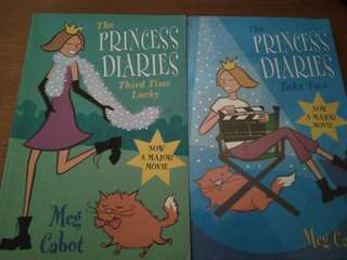 The princess diaries series