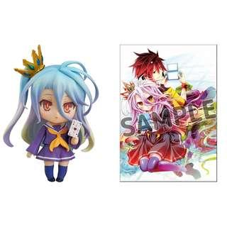 [PO] Nendoroid Shiro (GSC Bonus)