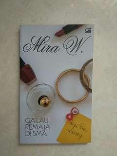 GALAU REMAJA DI SMA by MIRA W