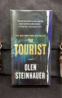 # Novel《Bran-New + The Espionage Spy Mystery Thriller Fiction》Olen Steinhauer - THE TOURIST