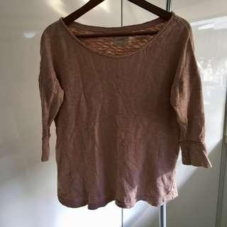 Aerie Blush Pink Sweatshirt Pullover