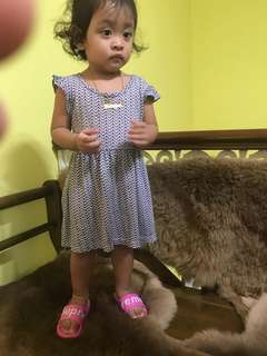 BN Baby Supreme Sandal