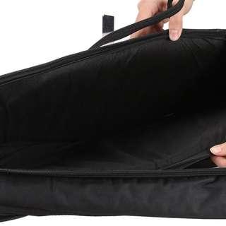 Padded Saxophone Case with Shoulder Strap - Alto