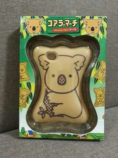 IPHONE 4S/4 CASE Koala's March Biscuit Limited Edition Japan