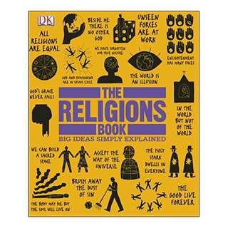 The Religions Book (Big Ideas Simply Explained) Kindle Edition by DK Publishing (Author)