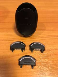Bose Quiet Comfort 3 - charger and 3 batteries