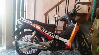 Honda wave 125 Repsol limited edition