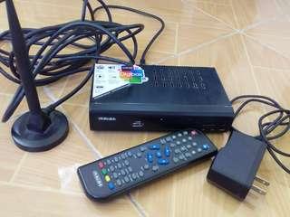 Fukuda digibox same as abs cbn tv plus
