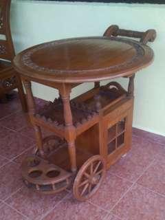 Side Table Boleh Sorong Untuk Dijual