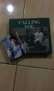 Highlight Calling you album with Yoseob Pc