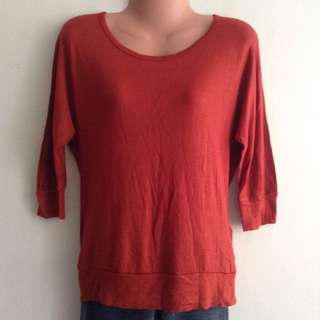 BNWT Forever XXI Knit Top