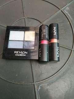 Paket Lip Matte + Eyeshadow